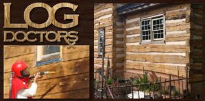 Log Cabin Restoration Log Cabin Restoration | LogDoctors Log Home Repair